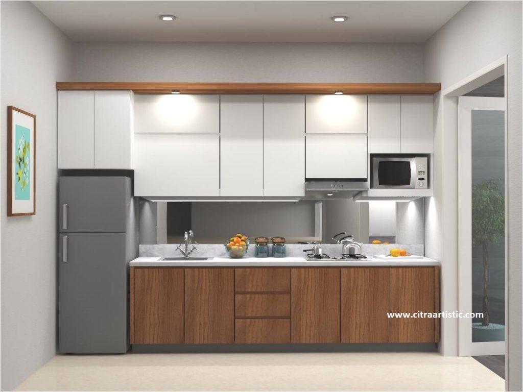 Kitchen set modern minimalist